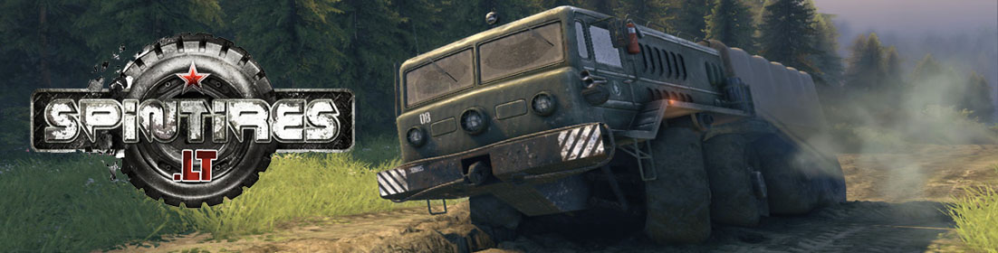 SPINTIRES.LT