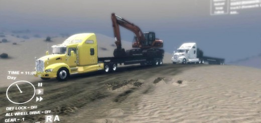 Kenworth-T660-+-2-trailer