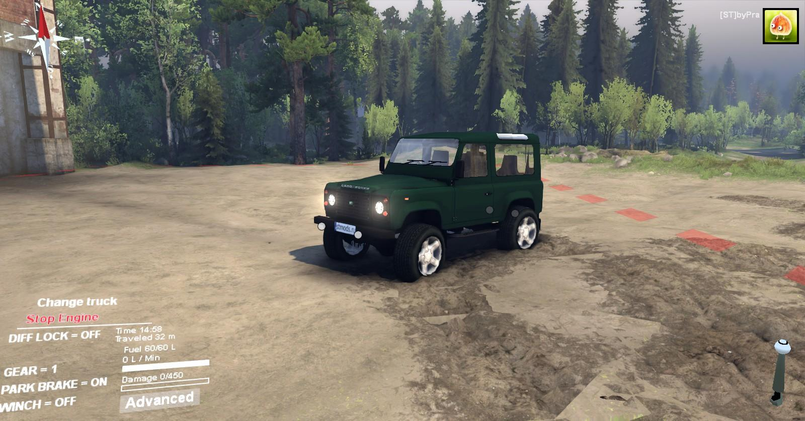 spintires1 - Newest SpinTires mods - SPINTIRES.LT