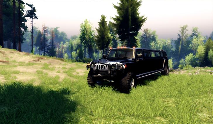 Limousine-Hummer-H3-4