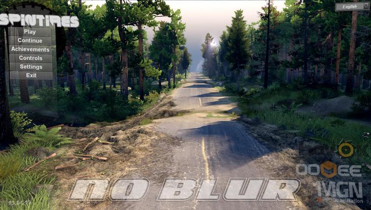 no-blur
