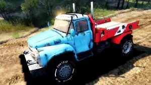 ZIL-autocross