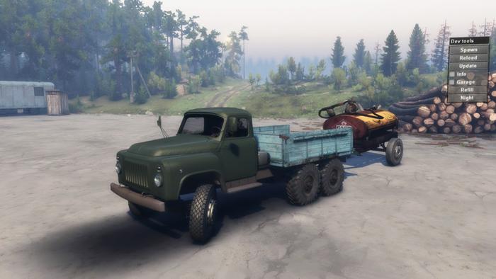 GAZ-53-6x6-mod