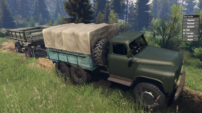 GAZ-53-6x6