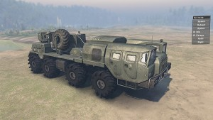 MAZ-7410-Truck-Wheels