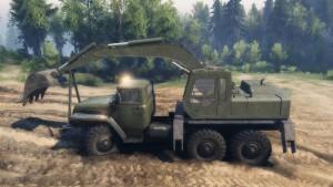 Ural-truck-addons