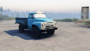ZIL-130-colored