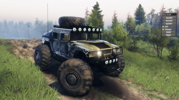 Big-Humvee