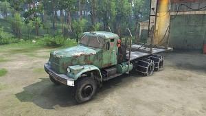 Kraz-257-6x4