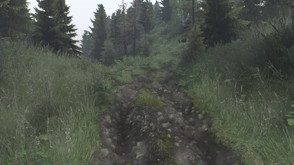 Mountain Rivers Map – SpinTires 25.12.15 • Spintires mods ...