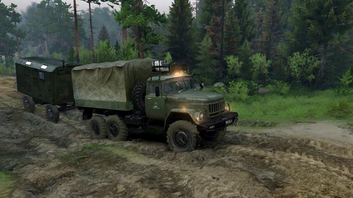 ZIL-131-Truck
