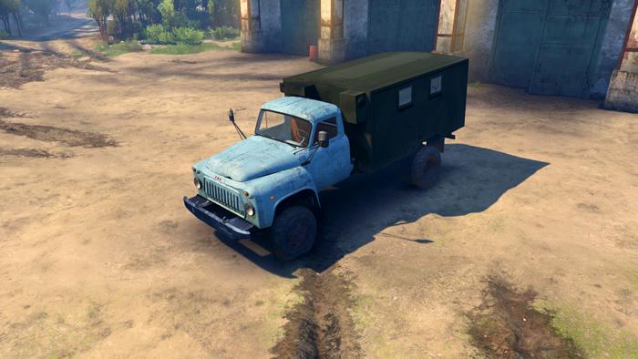 Gaz-52-4x4