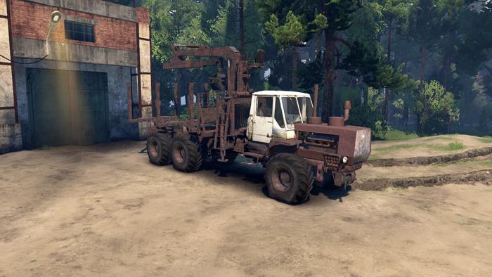 HTZ-T-150K-tractor