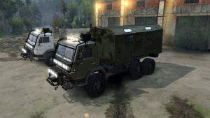 KamAZ-4310-Truck