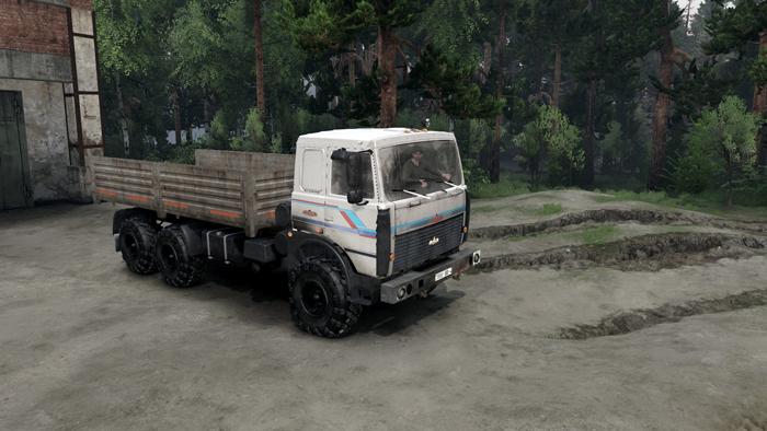 MAZ-6317-6X6