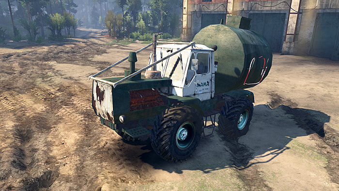 T-157-Tractor