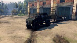 Unimog-U1650