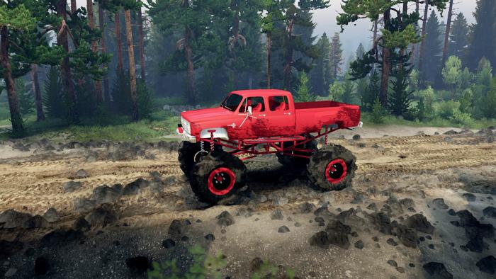 4-Door-Mega-Truck