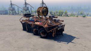 BTR-Mongo