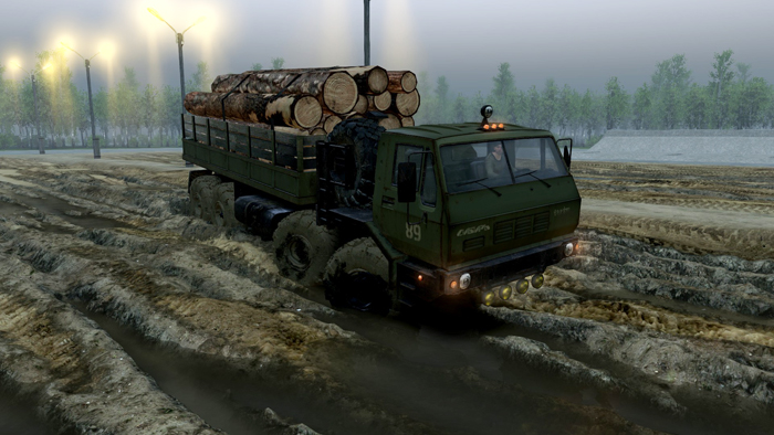 KrAZ-6316