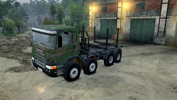 Scania-8x8
