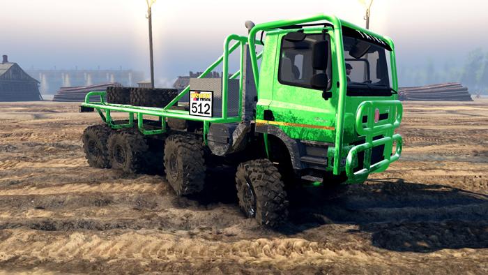TATRA-158-8x8-Phoenix-Green
