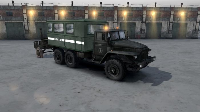 URAL-375_mods