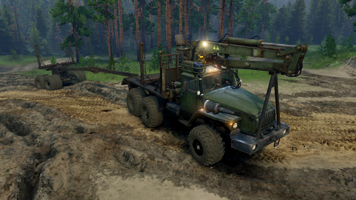 Ural-432.010-Truck