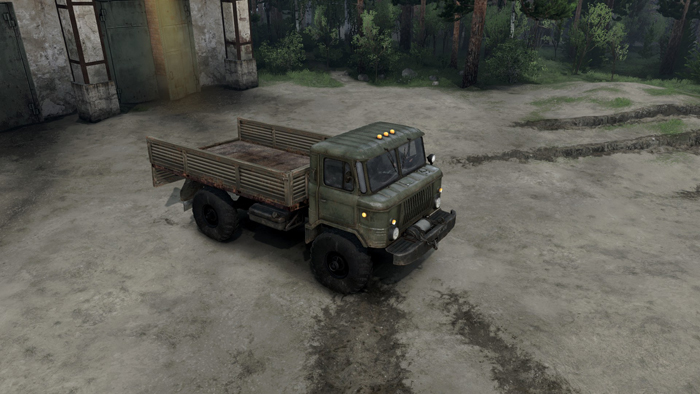 Gaz-66-Monster