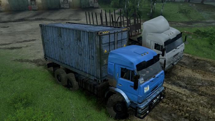 KamAZ-43118-Truck