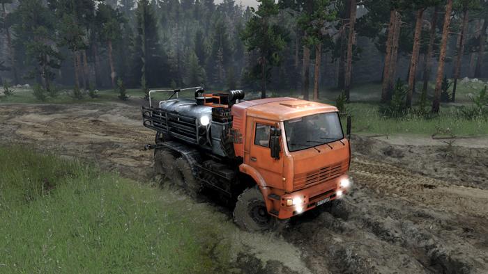 KamAZ-6522