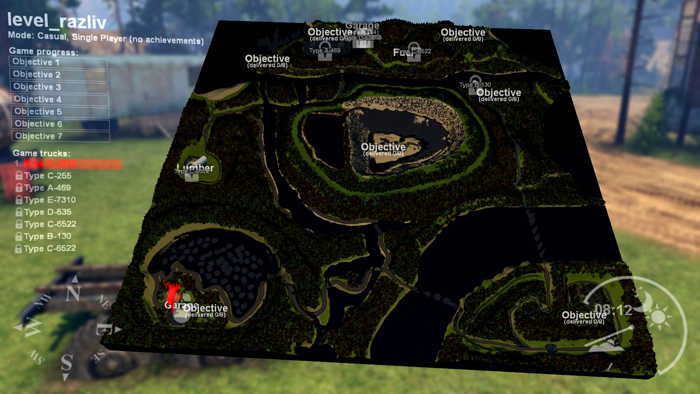 Razliv-Map