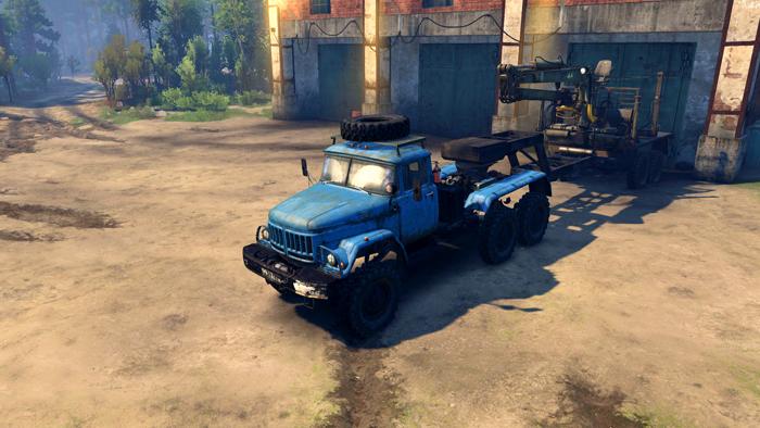 Zil-137-Blue