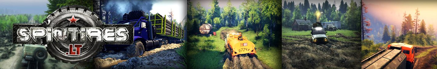 Newest SpinTires mods - SPINTIRES.LT