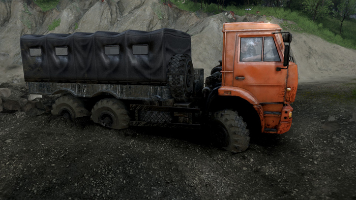 Kamaz-16-Truck