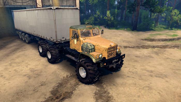 KrAZ-255-Zhelezyaka-Update