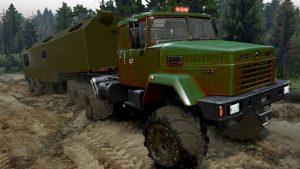 Truck-KrAZ-7140