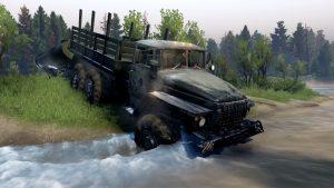 Truck-Ural-4320-mod