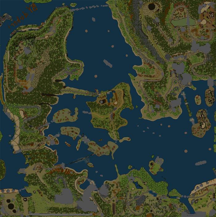 islands-maps
