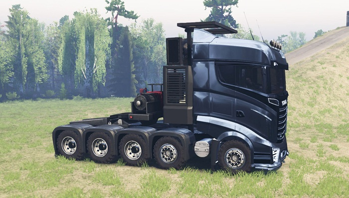 Tracks For Vehicles >> Scania R1000 Truck – Spintires 03.03.16 • Spintires mods | Mudrunner mods - SPINTIRES.LT
