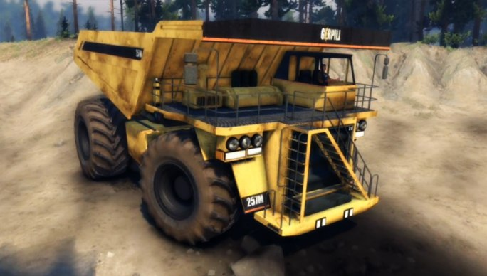 New Dump Trucks >> Dump Truck Updated - Spintires 2014 Mods • Spintires mods | Mudrunner mods | Snowrunner ...