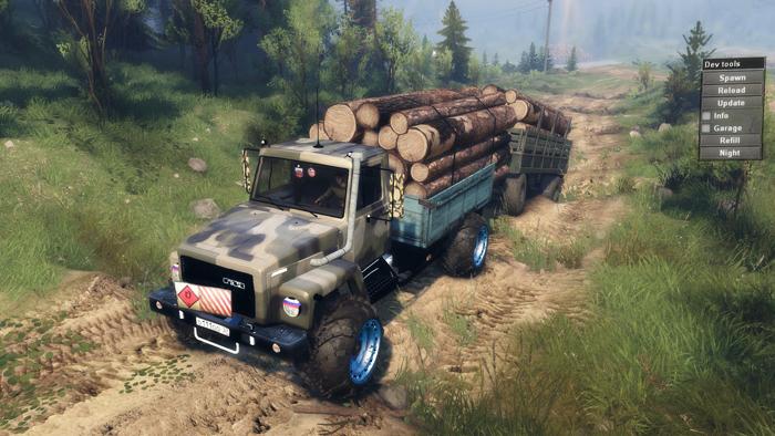 truck-GAZ-3309