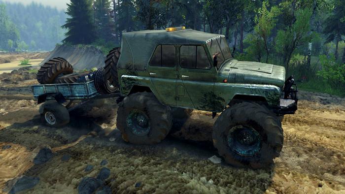 UAZ-469-Rework