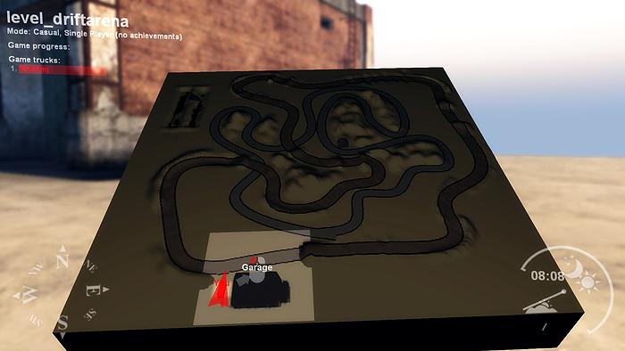 Track-Arena-Beta