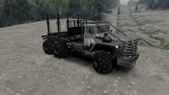 Ural-432-010-M-Tungus