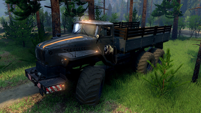 Ural-Grizzly