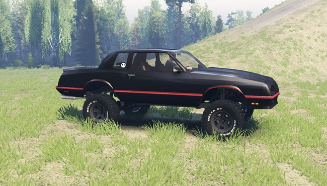 Chevrolet Monte Carlo Ss 1986 Spintires 03 16